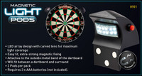 Winmau Magnetic Light Pods (set of 2)