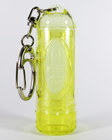 L-Style Lipstock Tip Case - Clear Yellow