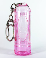 L-Style Lipstock Tip Case - Clear Pink