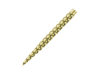 Target Diamond Steel Replacement Points - 32mm gold