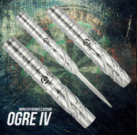 Monster Barrels - Ogre IV - 90% Soft Tip - 2ba - 18g
