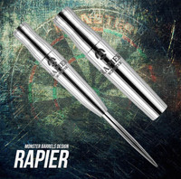 Monster Barrels - Rapier - 90% Soft Tip - 2ba - 18g