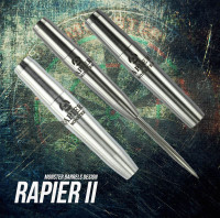 Monster Barrels - Rapier II - 90% Soft Tip - 2ba - 18g