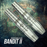 Monster Barrels - Bandit II - 80% Soft Tip - 2ba - 18g