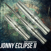Monster Barrels - Jonny II Eclipse - 90% Soft Tip - 2ba - 18g