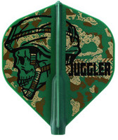 Fit Flight Juggler - Green Army - Standard