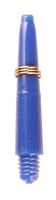 theDartZone - Nylon Shaft - Extra Short Blue (27mm)