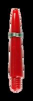 theDartZone - Nylon Shaft - Extra Short Red (27mm)