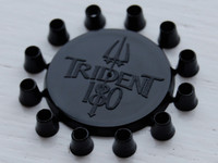 Trident 180 - Silver