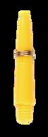 theDartZone - Nylon Shaft - Extra Short Yellow (27mm)