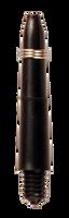 theDartZone - Nylon Shaft - Extra Short Black (27mm)