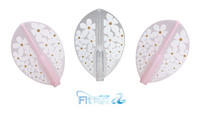 Fit Flight Air Juggler Queen - Teardrop - White Flower