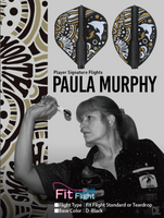 "Fit Flight Signature - Paula ""Smooth"" Murphy - Teardrop"