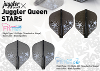 Fit Flight Air Juggler Queen - Standard - Stars