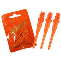 Lippoint Premium - Soft Tip Points - Orange - 30 count