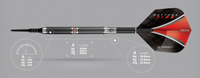 Target Daytona Fire DF-11 -Soft Tip Darts - 20g