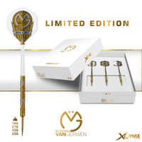 XQMax Michael van Gerwen World Champion 2017 Limited Edition Steel Tip Darts - 25g