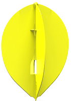 L-Style - Champagne Flights - Teardrop (L2c) - Yellow