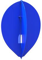 L-Style - Champagne Flights - Teardrop (L2c) - Blue