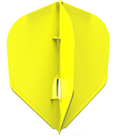 L-Style - Champagne Flights - Shape (L3c) - Yellow
