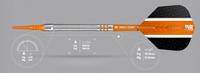 Target - Raymond Van Barneveld - RVB80 - Soft Tip Dart - 18g