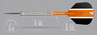 Target - Raymond Van Barneveld - RVB80 - SteelTip Dart - 25g