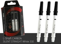 L-Shaft Carbon Silent - 330 - White