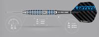 Target Carrera Azzuri AZ01 - Steel Tip Darts - 24g