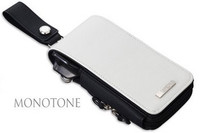 Cameo Garment 2 Dart Case - White