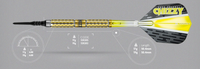 Target Dave Chisnall Cortex Soft Tip Darts - 17g