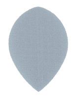 Fabric - Pear - Light Blue