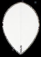 R4X - Pear - White