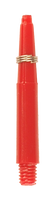 theDartZone - Nylon Shaft - Short Red (35mm)
