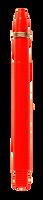 theDartZone - Nylon Shaft - Medium Red (48mm)