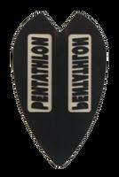 Pentathlon - Vortex - Transparent Black