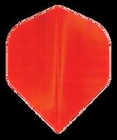Metallic Flights - Standard - Quazar Red Lumiglow