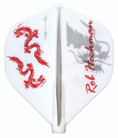 "Fit Flight Air Signature - Rob ""the Dragon"" Heckman - Standard White"
