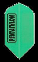 Pentathlon - Slim - Solid Color - Green