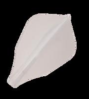 Fit Flight - W Shape - White - 6 pack