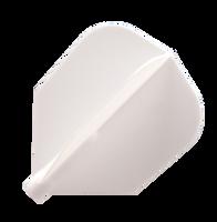 Fit Flight - Shape - White - 6 pack