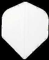 theDartZone Premium Flights - Standard - White