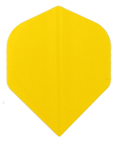 theDartZone Premium Flights - Standard - Yellow