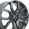 "20"" Fits Land Rover Evoque Wheels Gunmetal Set of 4 20x9"" Rims"