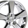 """18"""" Fits Lexus RX330  RX350 Wheels Chrome Set of 4 18x7 Rims Hollander 74171"""