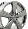 "18"" Fits Lexus GS Toyota Camry Wheels Rims Chrome Set of 4 18x8"