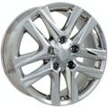 "20"" Fits Lexus LX570 Style Toyota Wheels Chrome Set of 4 20x8.5 Rims"