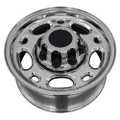 "16"" Fits Chevrolet - Chevy 2500 Suburban Silverado Wheels - Polished Set of 4 16x6.5 Rims - Hollander 5079"
