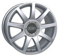 "18"" Fits Audi RS4 Wheels Rims Silver Set of 4 18x8"