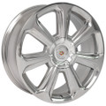 "20"" Cadillac SRX OEM Wheel Polished Set of 4 20x8"
