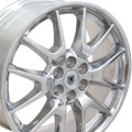 "20"" Cadillac SRX Wheel Polished Set of 4 20x8"